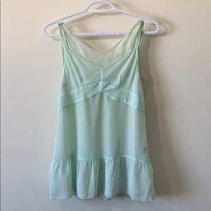 Club Monaco 100% silk lingerie